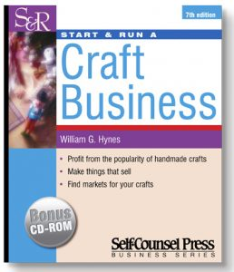 Start and Run a Profitable Craft Business book