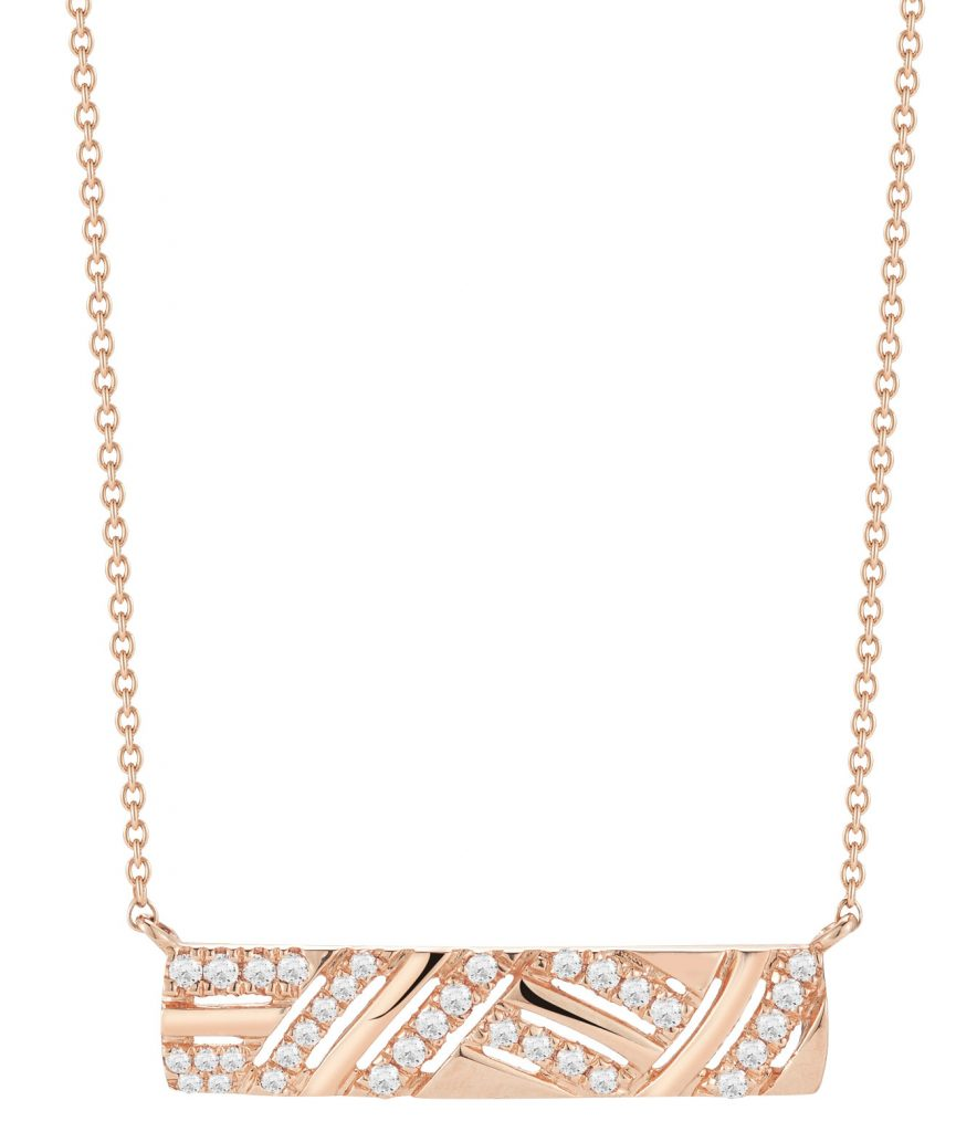 Reese Brooklyn diamond necklace