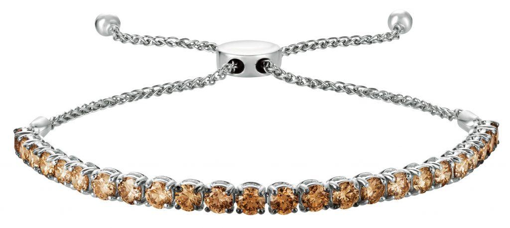 Vanilla Gold bolo bracelet
