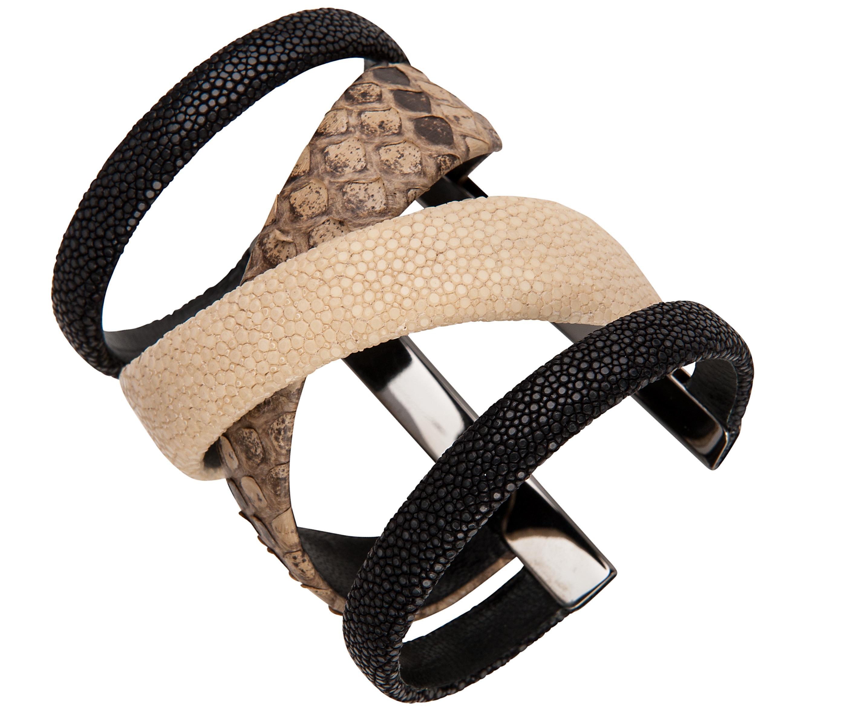 Cristina Sabatini Gladiator cuff bracelet | JCK On Your Market
