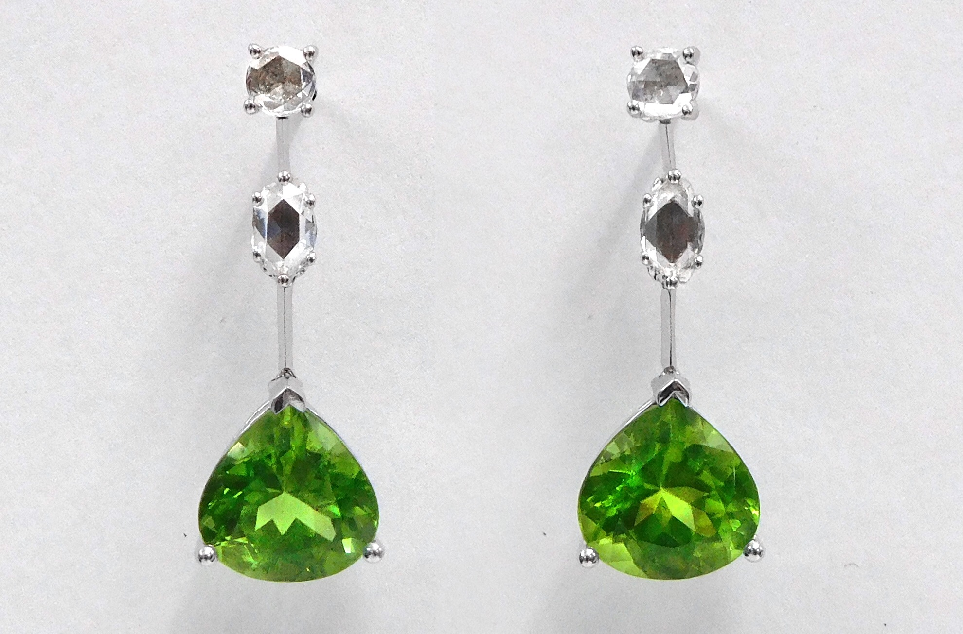 Sasha Primak peridot earrings | JCK On Your Market