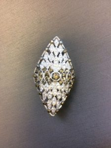 Le Vian diamond brooch