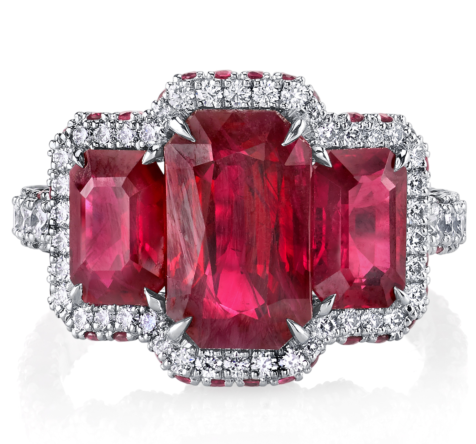 Omi Prive ruby ring