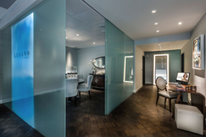 Inside the Lugano Diamonds Salon in Aspen