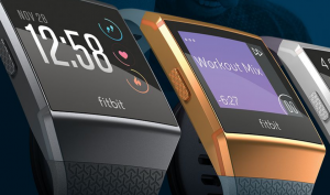Fitbit Ionic smartwatch colors