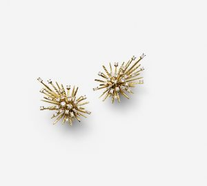 David Yurman Supernova Climber earrings