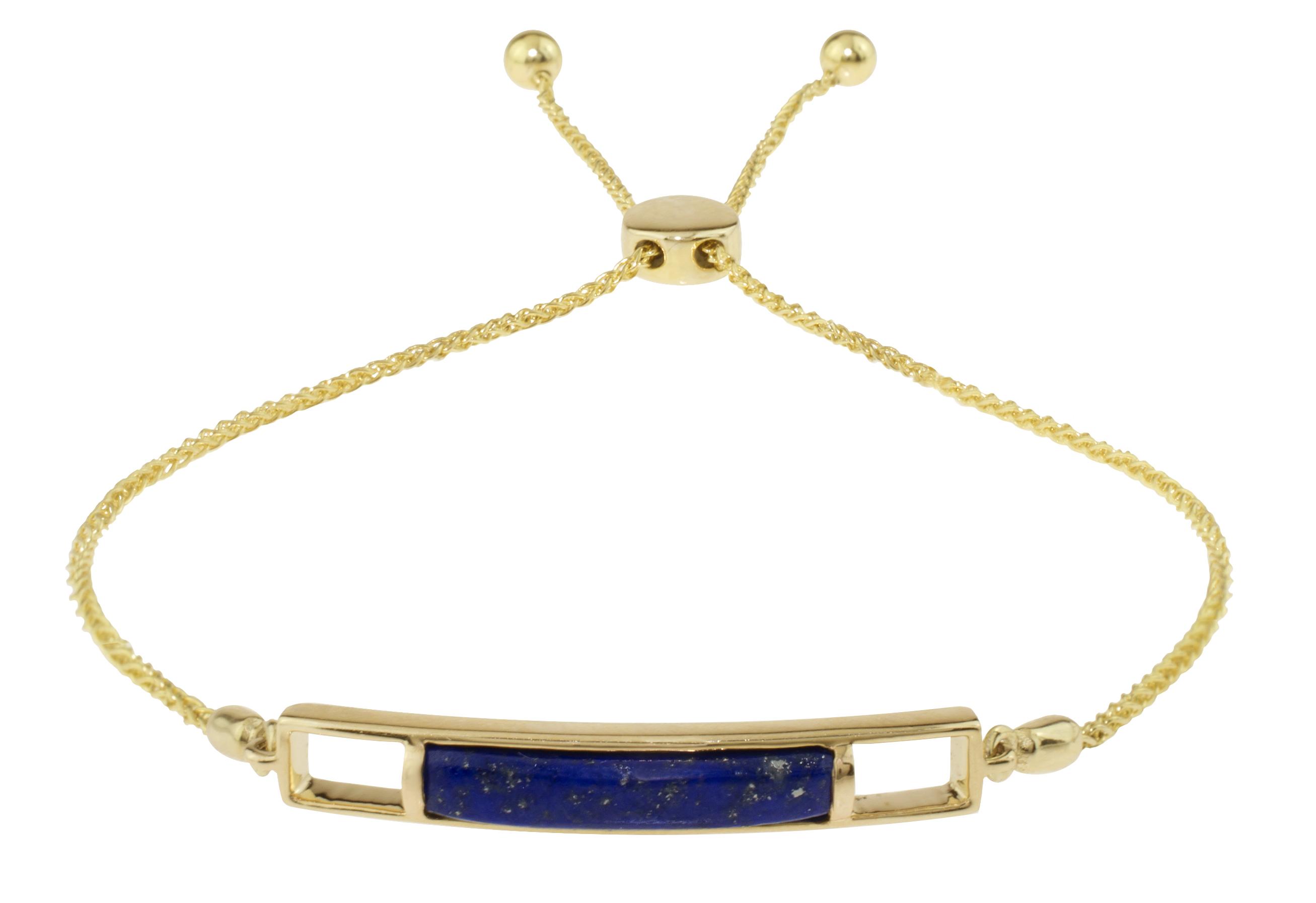 JewelMak lapis bracelet