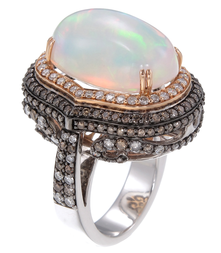 Zorab Atelier opal ring | JCK On Your Market