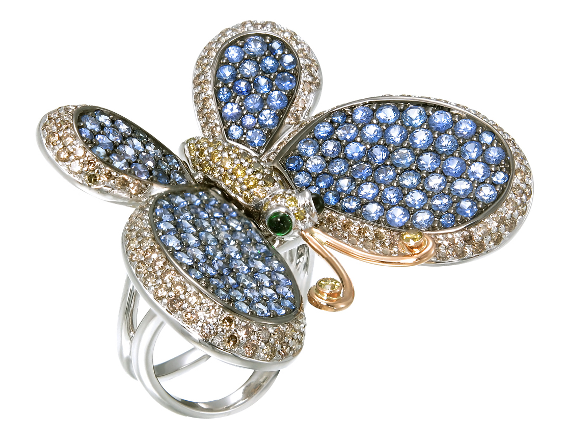 Zorab Atelier butterfly ring | JCK On Your Market