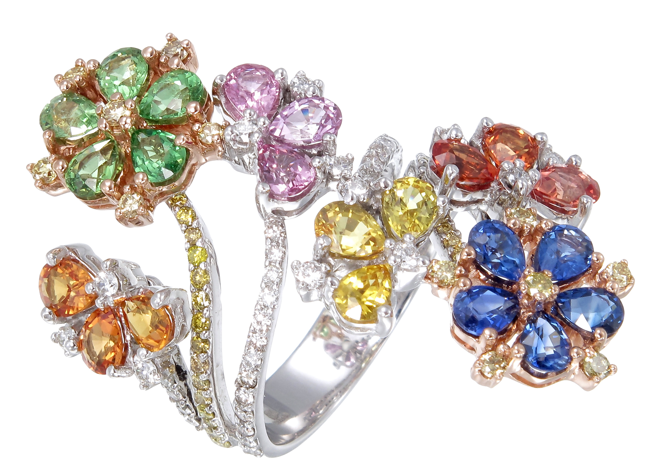 Zorab Atelier flower ring | JCK On Your Market