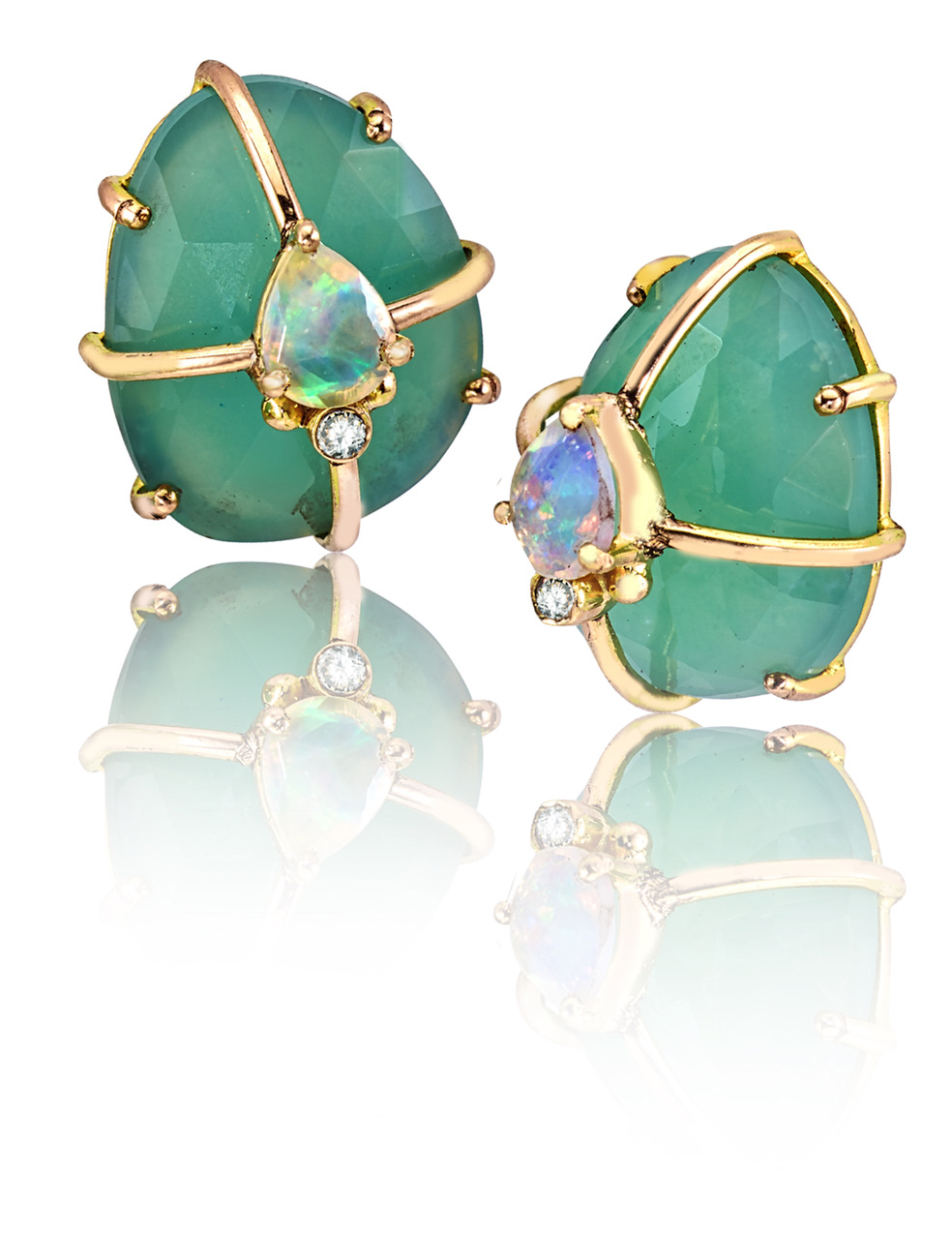 Organique Collection Earrings