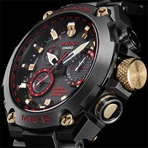 Casio G-Shock watch model MRG-G1000B-1A4