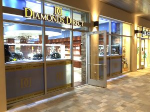 Diamonds direct storefront