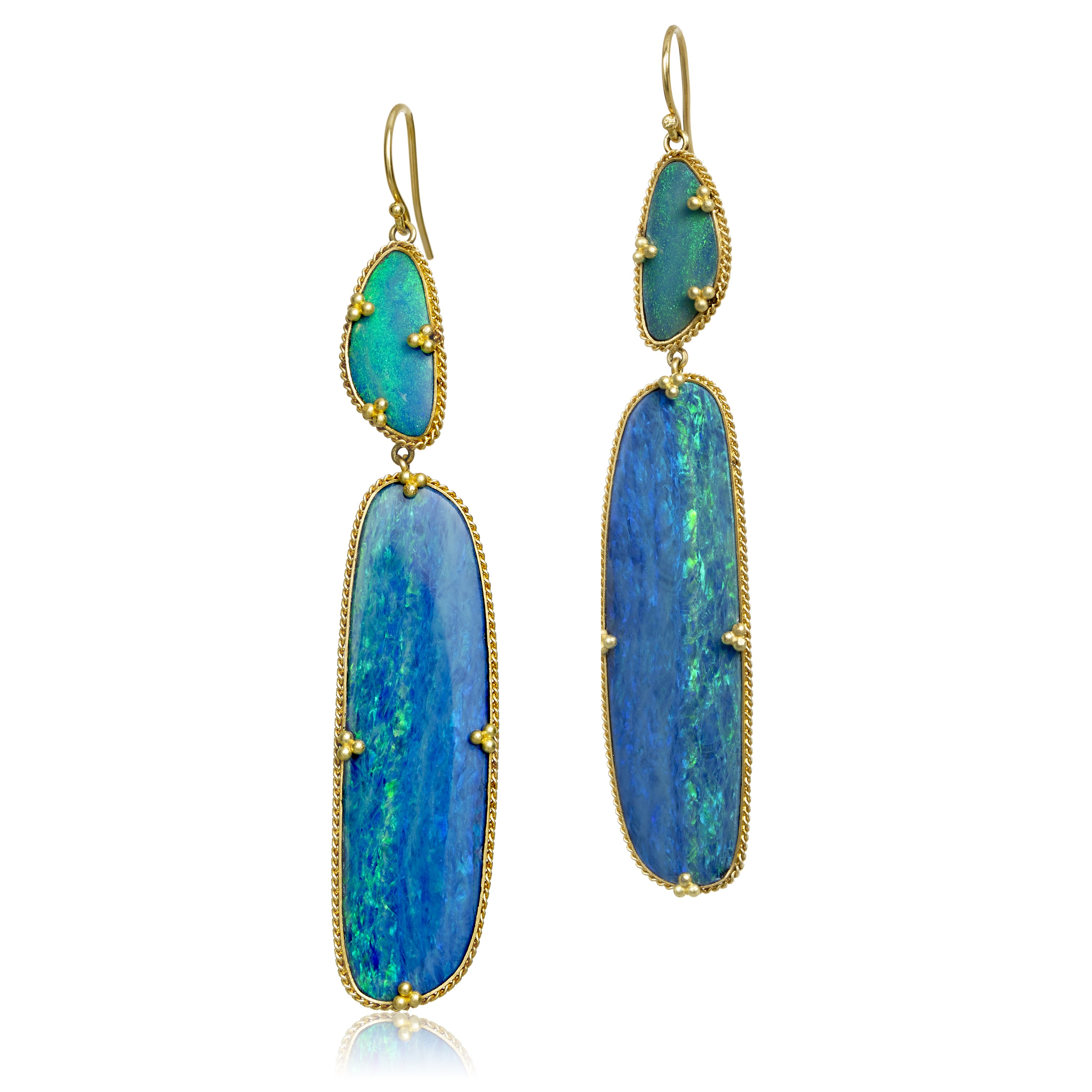 Amali Jewelry opal drop earrings | JCK On Your Market