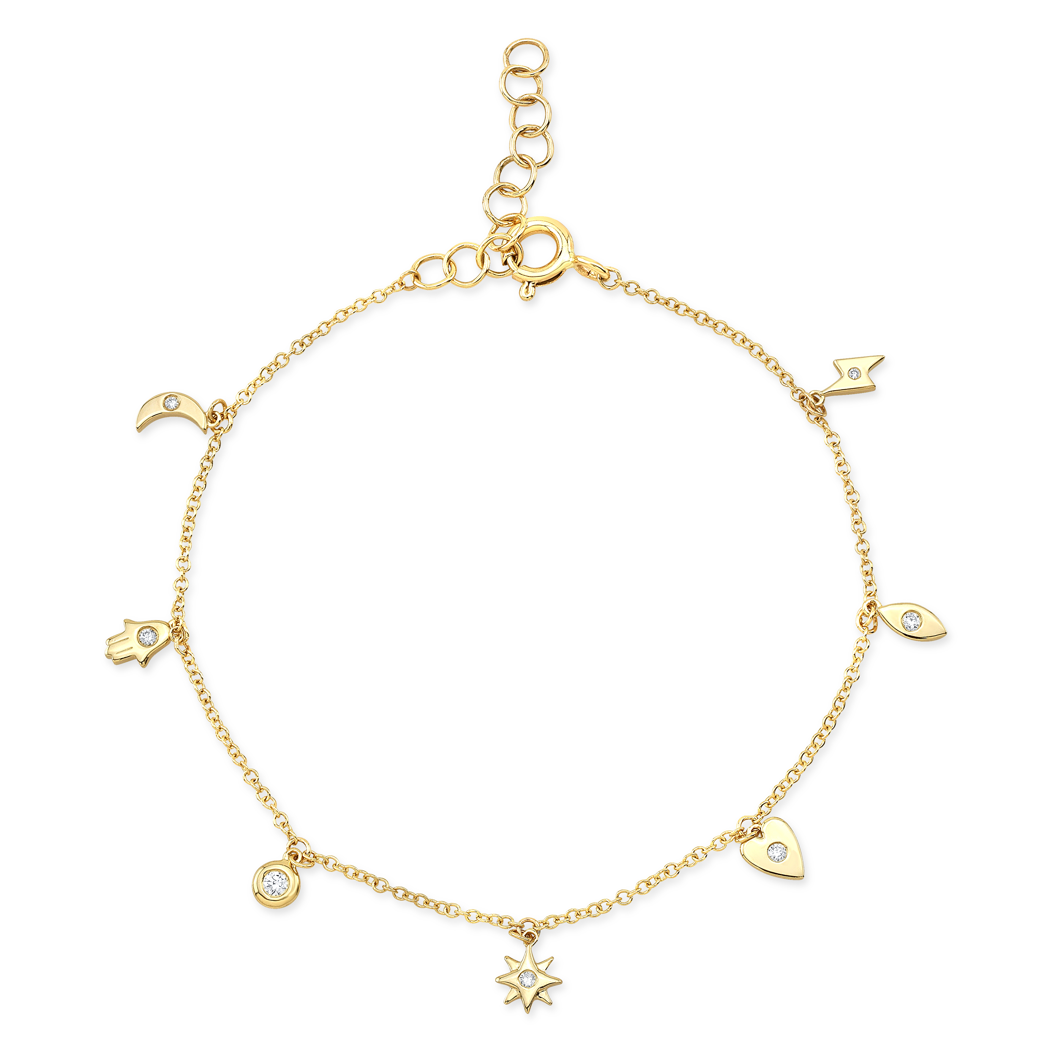 Mjolie charm bracelet