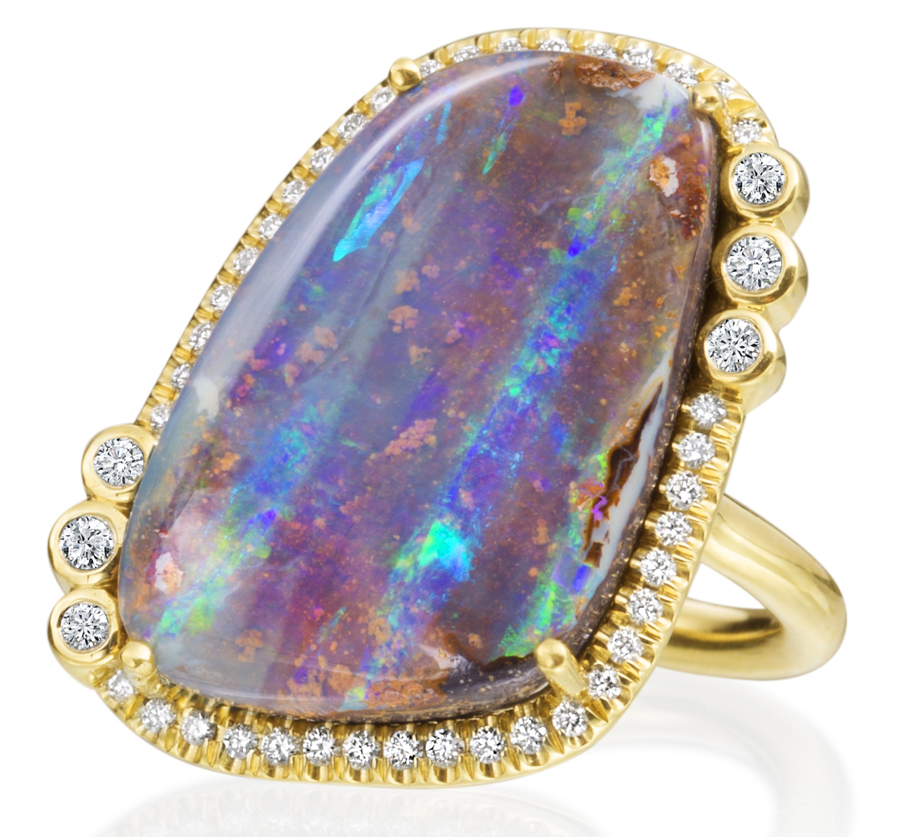 Lauren K opal ring | JCK On Your Market