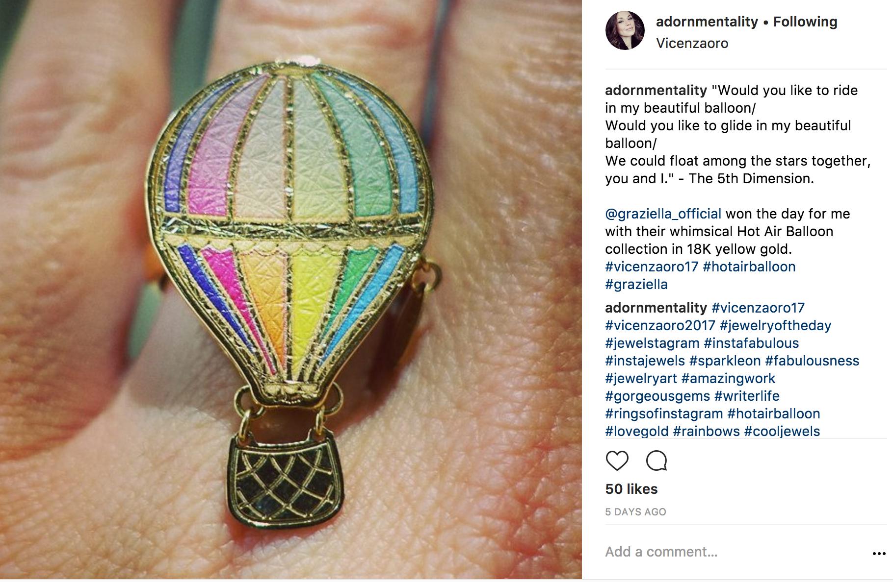 Adornmentality Instagram