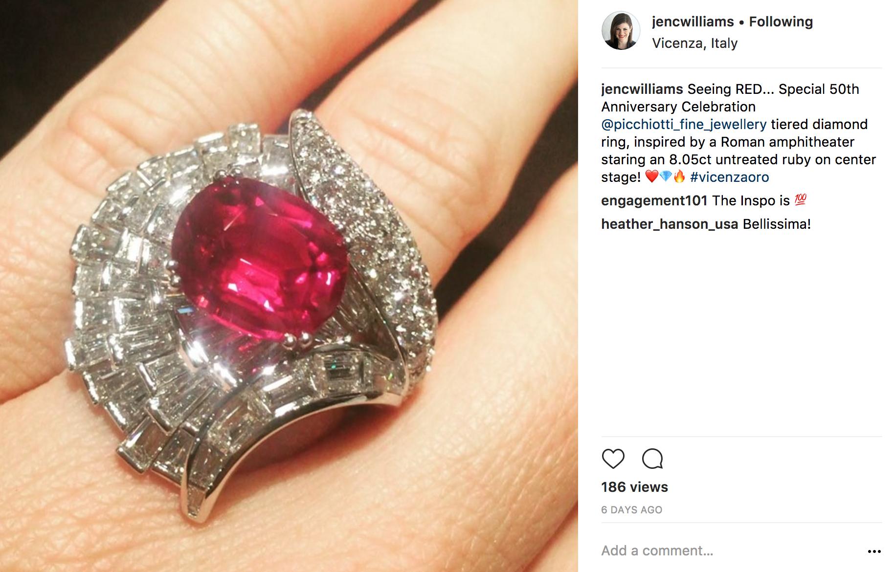 Jen Cullen Williams Instagram