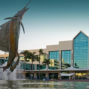 Ft Lauderdale Convention Center exterior