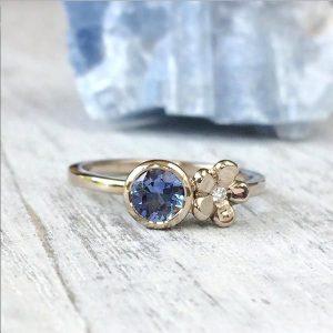 Lilian Ash Jewellery Sapphire Ring