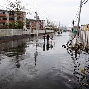 Puerto Rico Flooding Hurricane Irma
