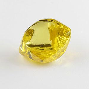 Alrosa 34 carat yellow diamond