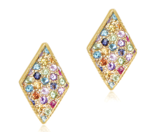 Anzie Jewelry Cléo stud earrings | JCK On Your Market