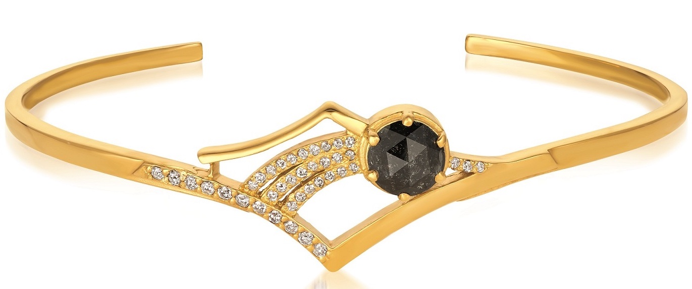 Martha Seely Antares cuff bracelet | JCK On Your Market