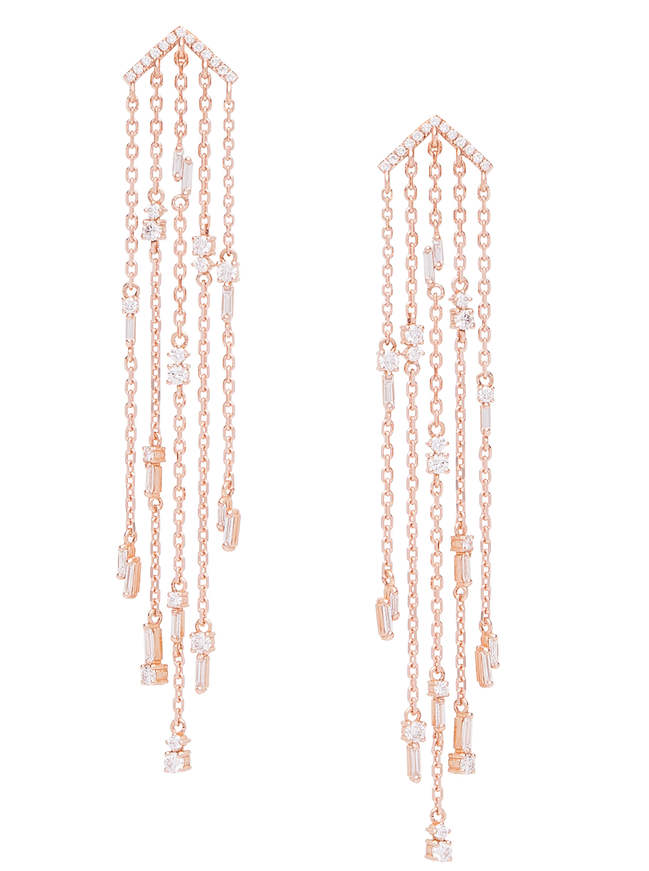 Suzanne Kalan Cascade Fireworks earrings | JCK On Your Market