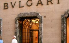 Bulgari Flagship Store in Rome
