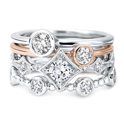 forevermark debuts a mix and match collection for holiday 2017 jck