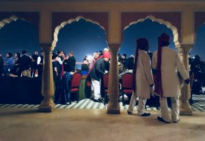 Celebrating Diwali at the City Palace