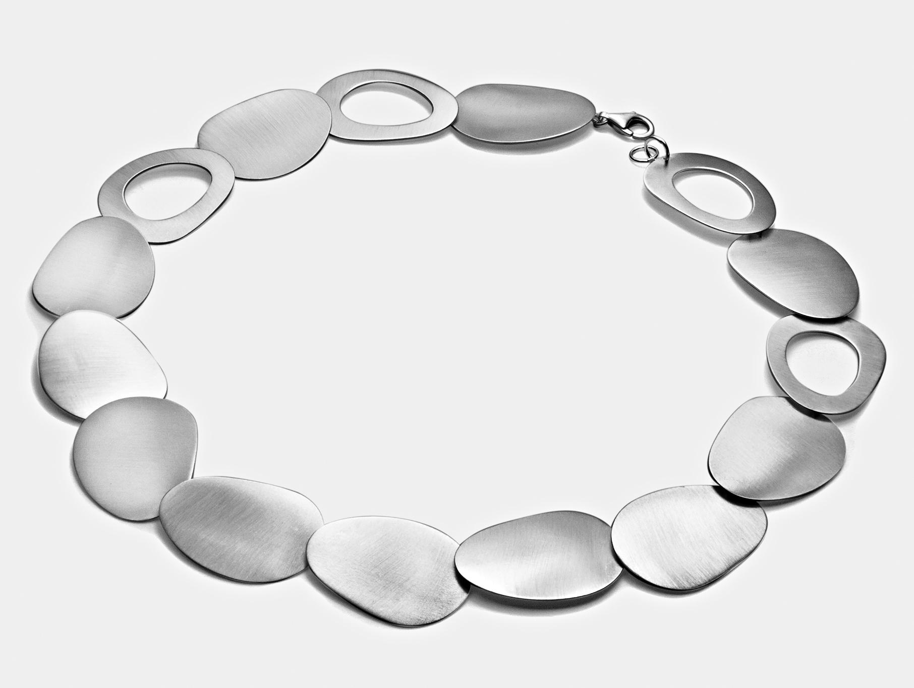 Kelim Jewelry Design Stepping Stone necklace   JCK On Your Market