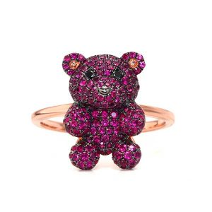Khai Khai Gummy Bear Rings