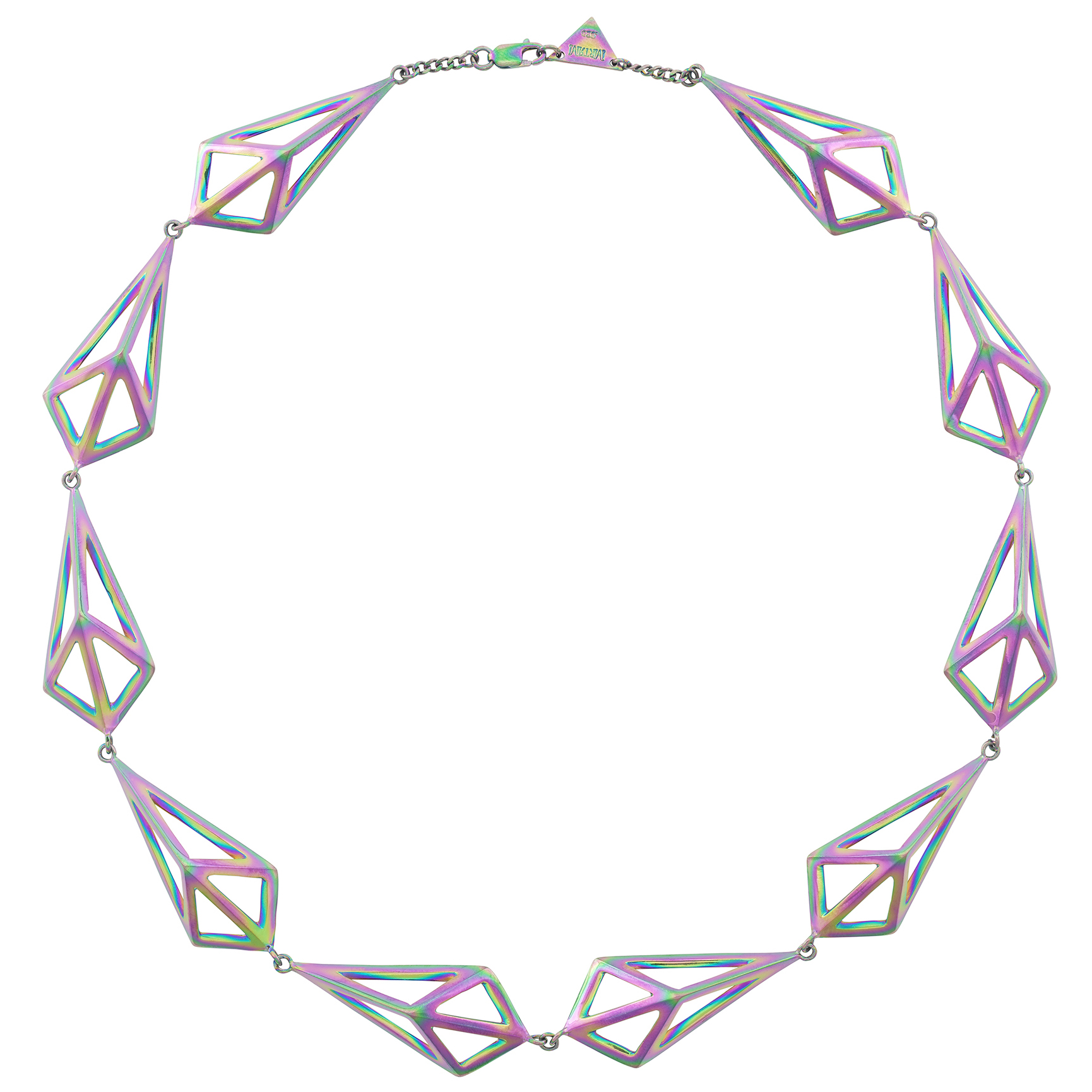 Moratorium Kimers iridescent necklace | JCK On Your Market