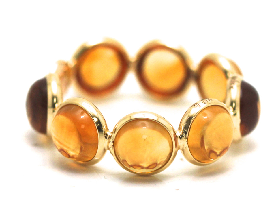 Tresor stackable citrine band | JCK On Your Market