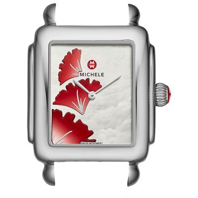 Deco Midi Ginkgo watch