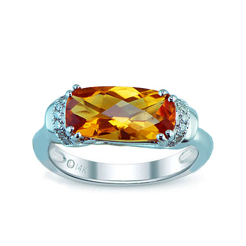 Livingstone Jewelry citrine ring | JCK On Your Market