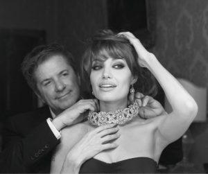 Robert Procop and Angelina Jolie