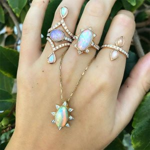 Opal Rings Nina Segal Jewelry