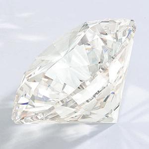 110plus carat round diamond at Sothebys