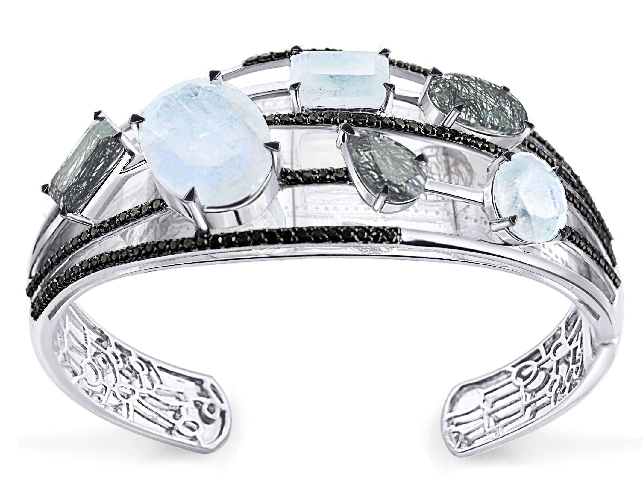 Arya Esha one of a kind cuff bracelet | JCK On Your Market