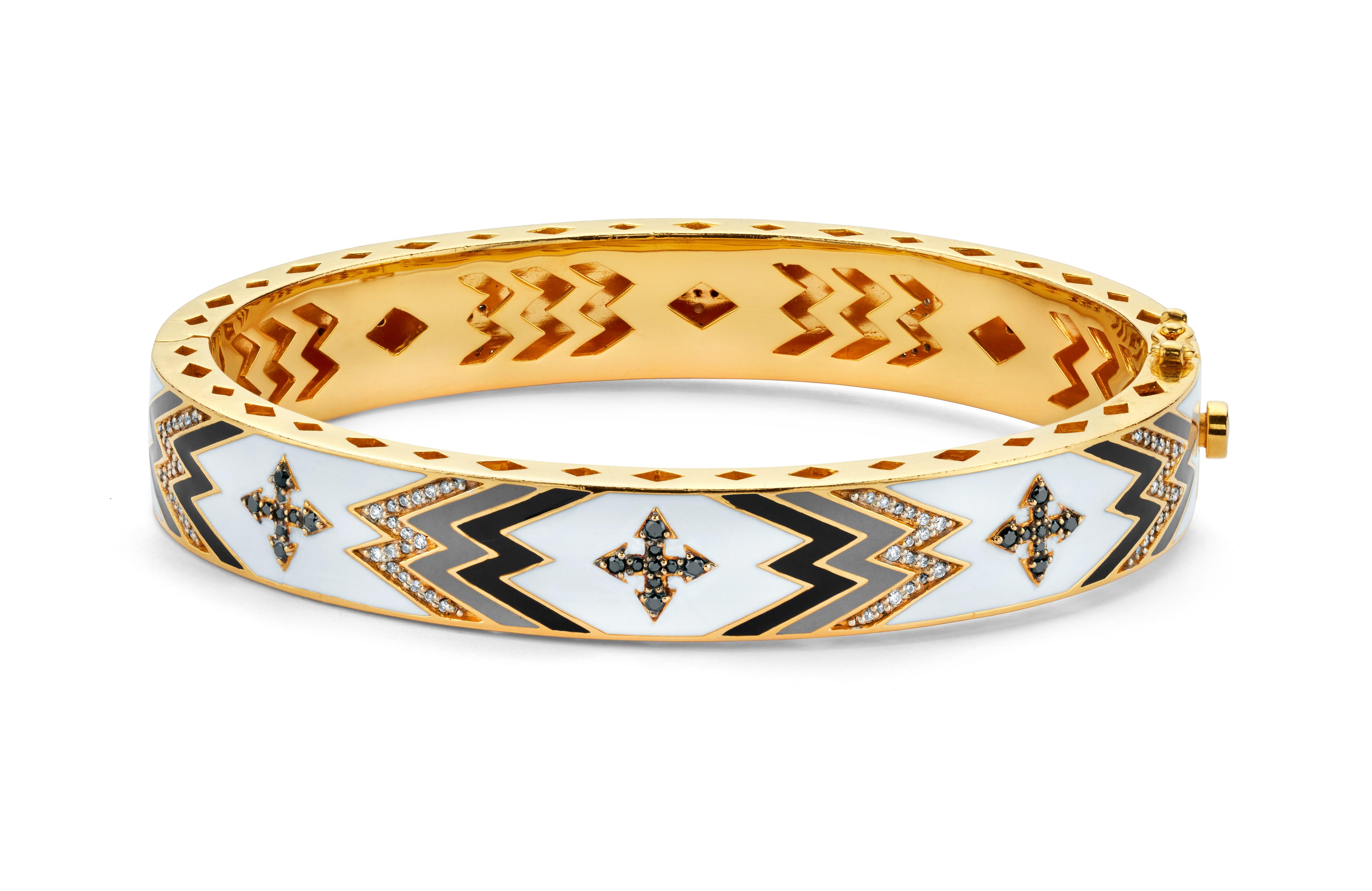 20K-Enamel-Buddha-Mama-Bracelet