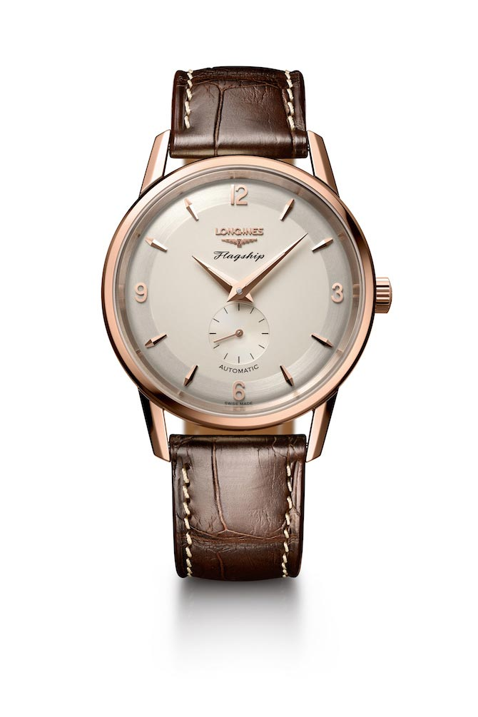 Longines new Flagship watch
