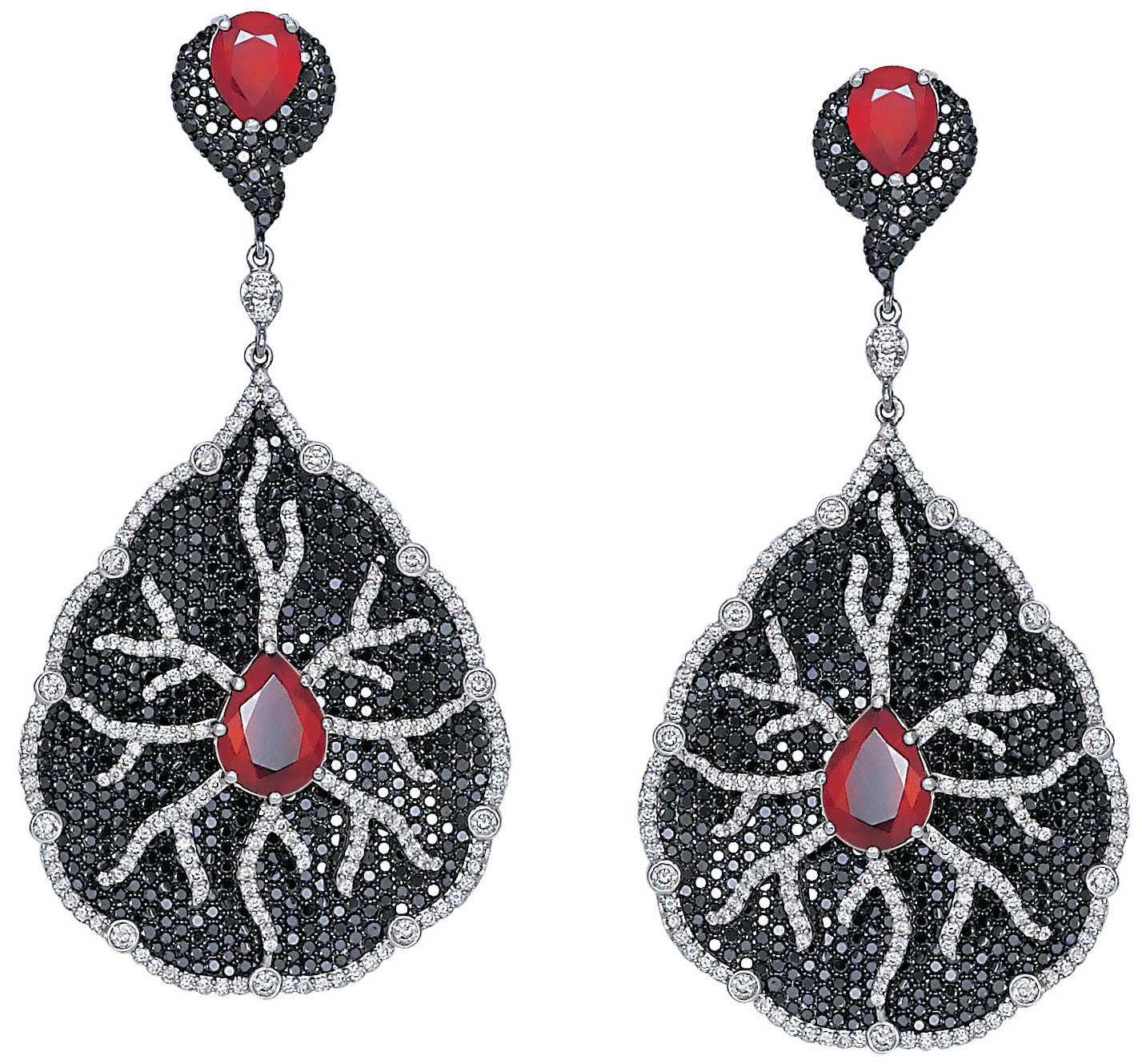 Bapalal Keshavlal drop earrings | JCK On Your Market