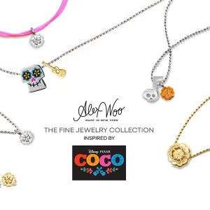 Alex Woo Disney Coco Collection with multiple pieces