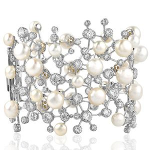 Anabela Chan Constellation pearl bracelet