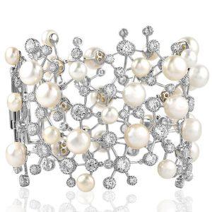 Anabela Chan Constellation pearl bracelet