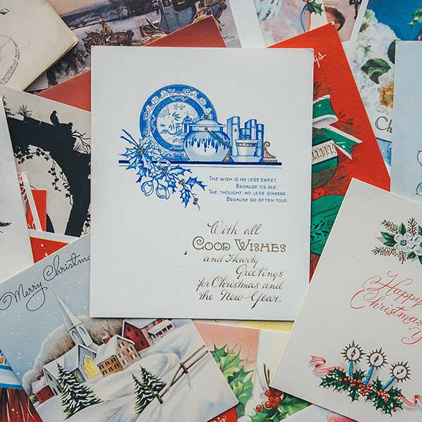 if you dont have a graphic designer on staff or a local stationer or print shop you work with each year consider ordering custom holiday cards online - Holiday Cards Online