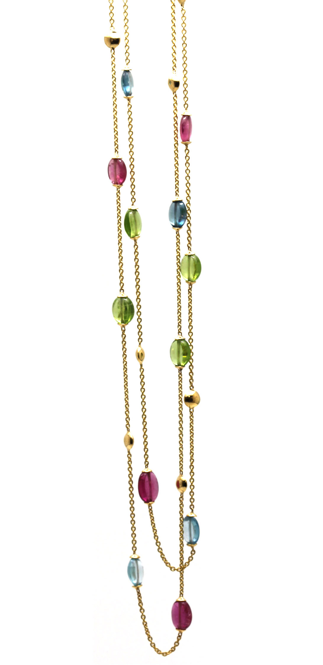 Treso multiclor bead necklace | JCK On Your Market